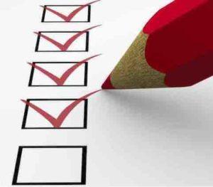 Prostate Cancer Check List